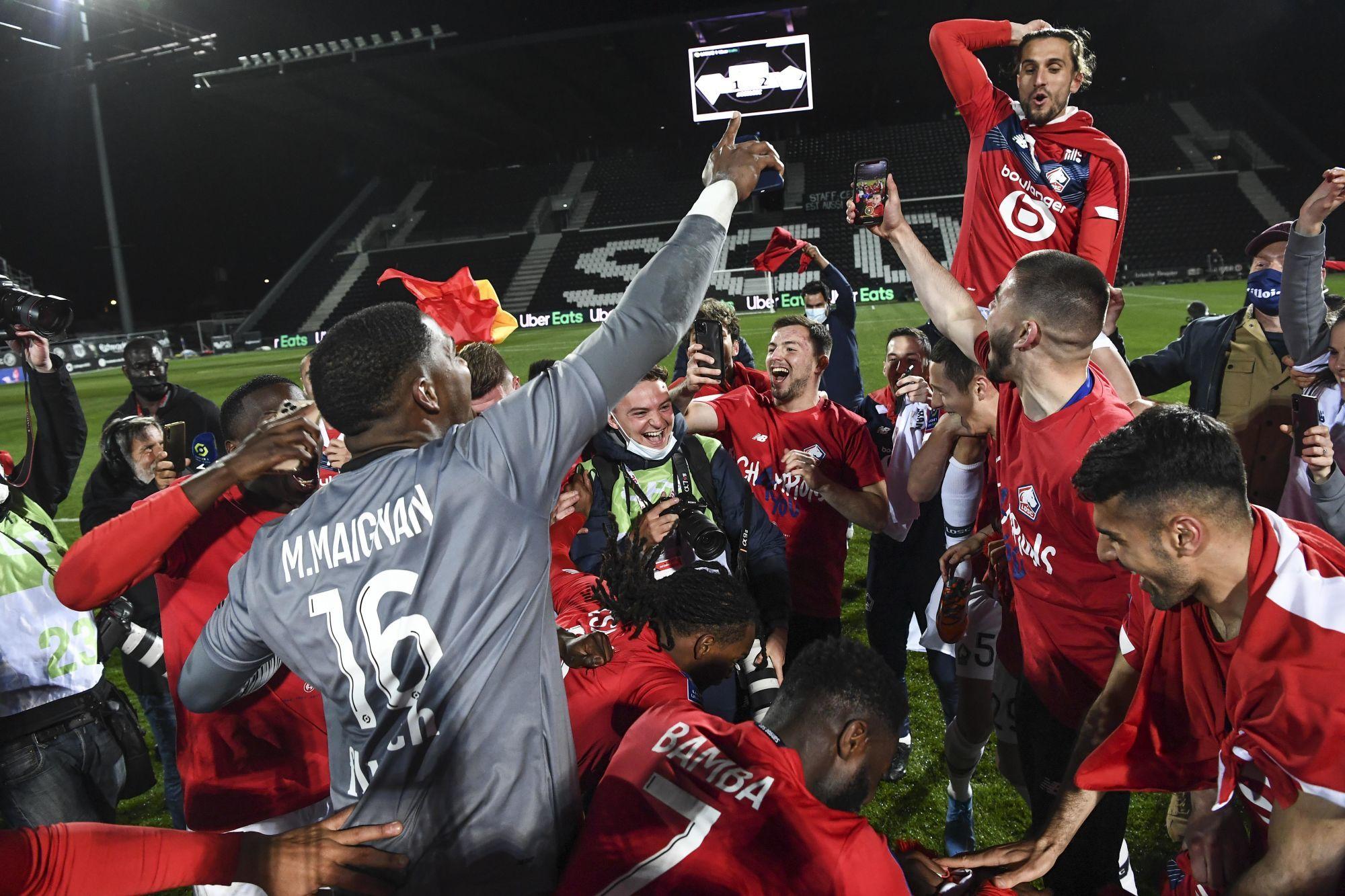 Juara Lille Ligue 1