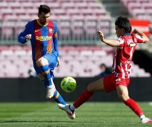 barcelona atletico la liga