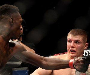 Adesanya Vettori odds UFC 263