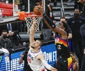 Game 3 Phoenix Suns LA Clippers Deandre Ayton NBA Playoffs
