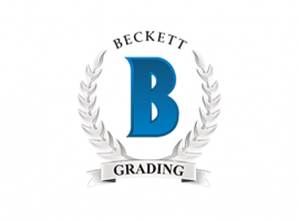 Beckett Grading Services announced this week that starting on Monday it will stop taking most submissions so it can clear its backlog. (Image: Beckett)