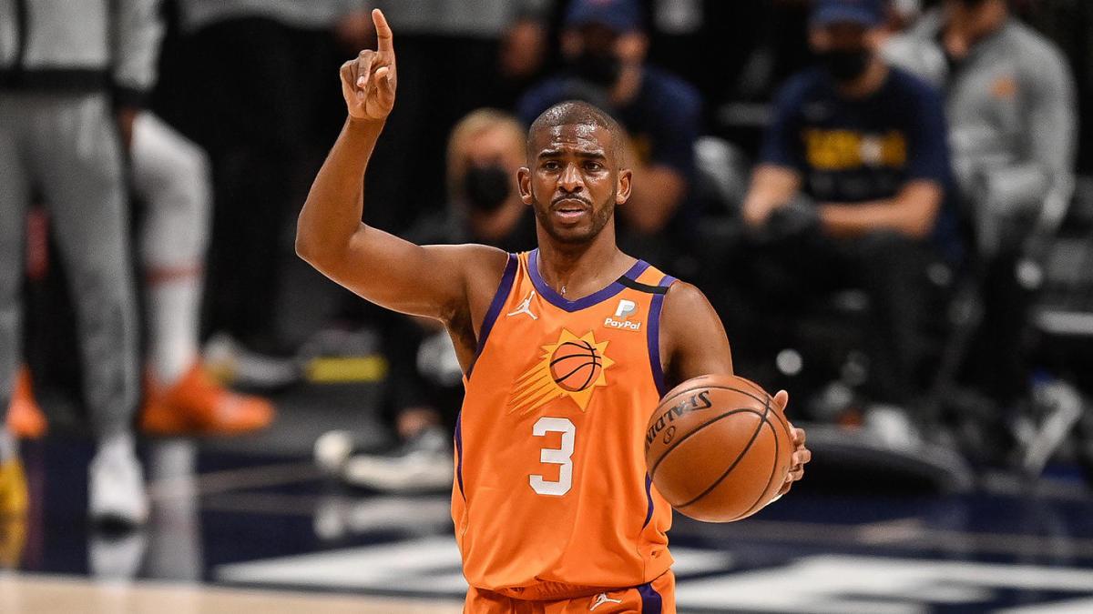 Chris Paul Phoenix Suns COVID-19 Tests Positive NBA Playoffs