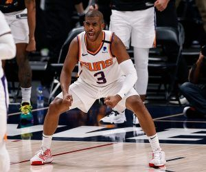 Phoenix Suns Sweep Denevr Nuggets Chris Paul Championship odds NBA playoffs