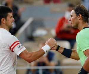 Djokovic Nadal French Open