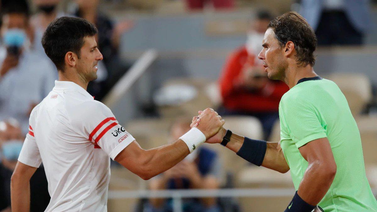 Djokovic Nadal Prancis Terbuka