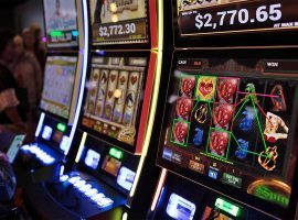 Historic Horse Racing machines like these in Virginia are headed to Louisiana and New Hampshire, after both states approved legislation for the slot-like machines. (Image: Rosie's Gaming Emporium)