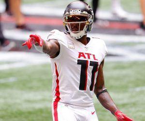 Julio Jones Trade Atlanta Falcons WR Tennessee Titans