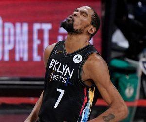 Kevin Drant 49 Points Brooklyn Nets Milwaukee Bucks Game 5 NBA Playoffs