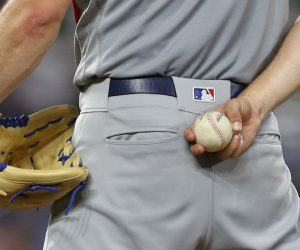 MLB foreign substances