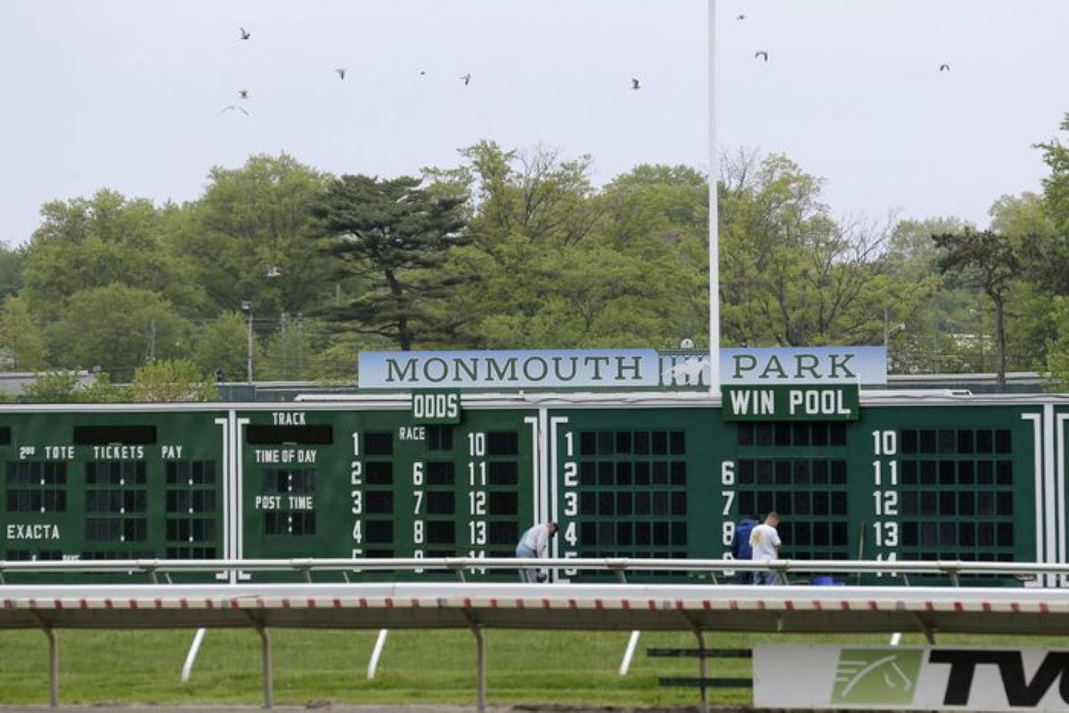 Monmouth Park-fixed-odds