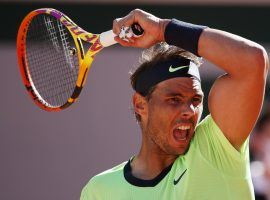 Rafael Nadal is among a number of tennis stars who will be in action this weekend at the French Open. (Image: Gonzalo Fuentes/Reuters)