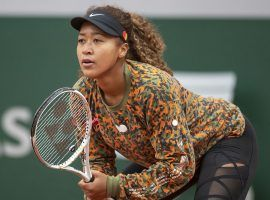 Naomi Osaka brought attention to mental health issues among elite athletes by withdrawing from the 2021 French Open. (Image: Tim Clayton/Corbis/Getty)