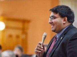 Ohio Sen. Niraj Antani moved his sports betting efforts to another bill after House Republicans tanked his legislation with controversial transgender athlete legislation. (Image: The Economic Standard)