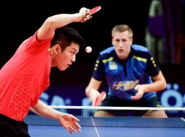 Table tennis betting continues to thrive long after more mainstream sports have returned to action. (Image: China Daily)