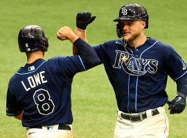 he Tampa Bay Rays own the best record in baseball after winning 16 of their last 17 games. (Image: Mike Ehrmann/Getty)