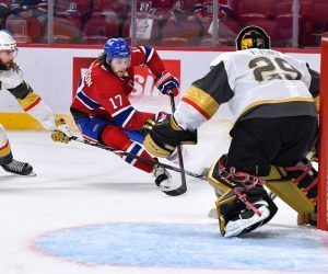 Canadiens Golden Knights odds