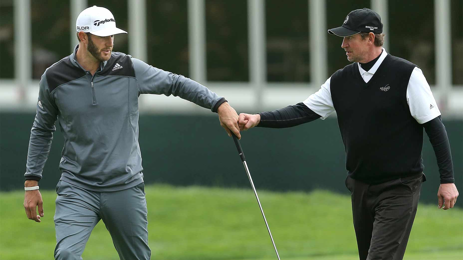 Wayne Gretzky and Dustin Johnson now have both family and business ties