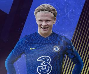 Haaland to Chelsea