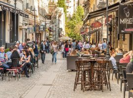 The old town in Bucharest. (Image: inyourpocket.com)