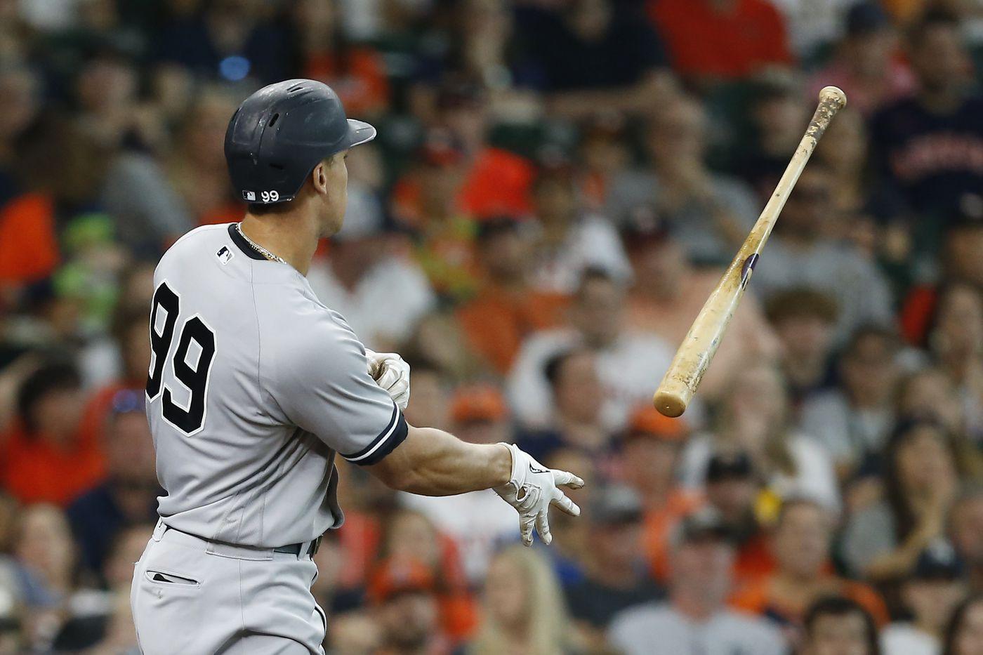 Yankees COVID-19 Judge Red Sox