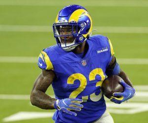 Cam Akers LA Rams injury Achilles