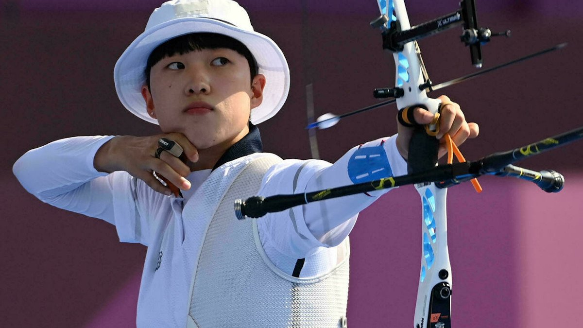 Olympic women's archery odds