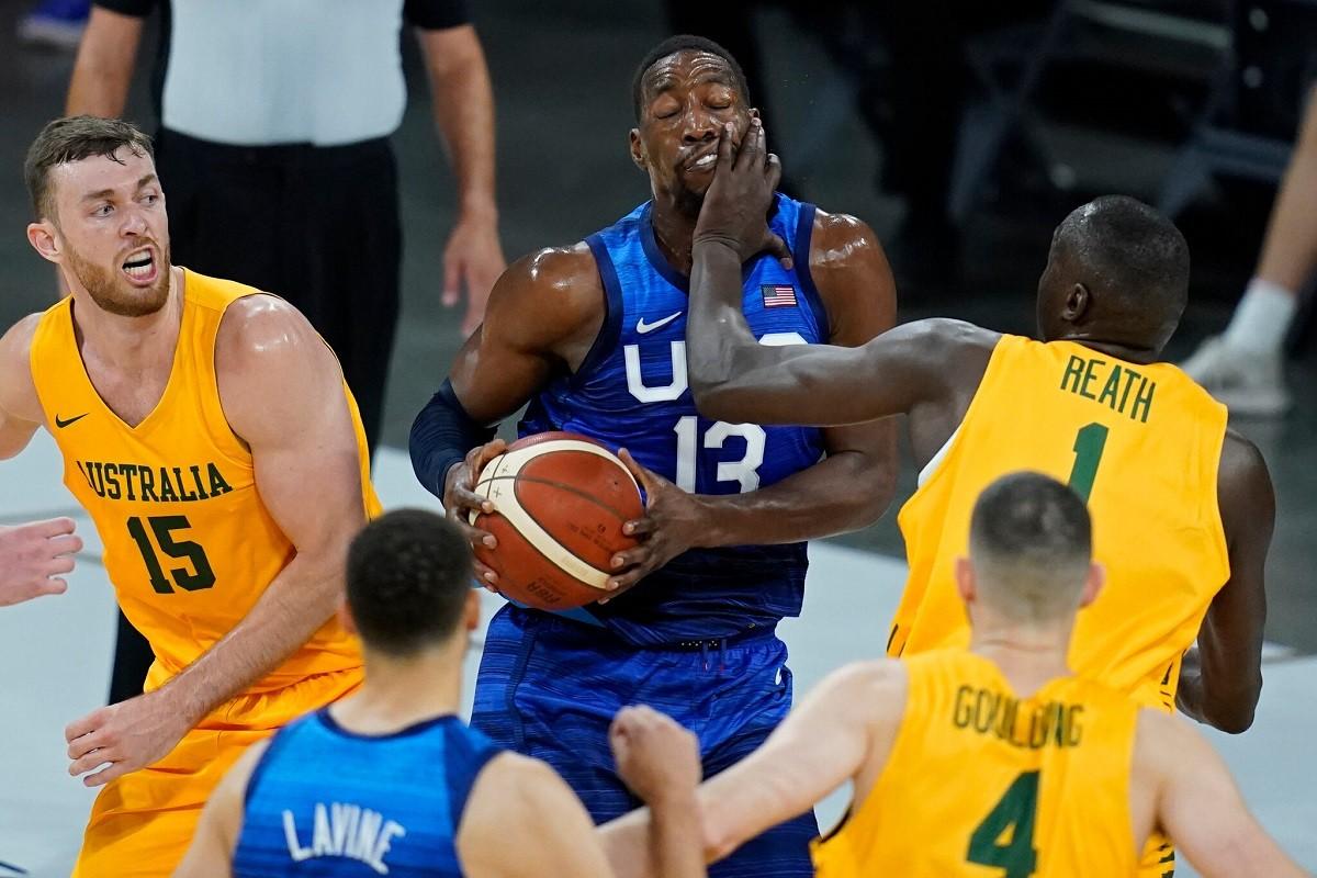 Bam Adebayo Team USA gold medal odds men's basketball Tokyo Olympics