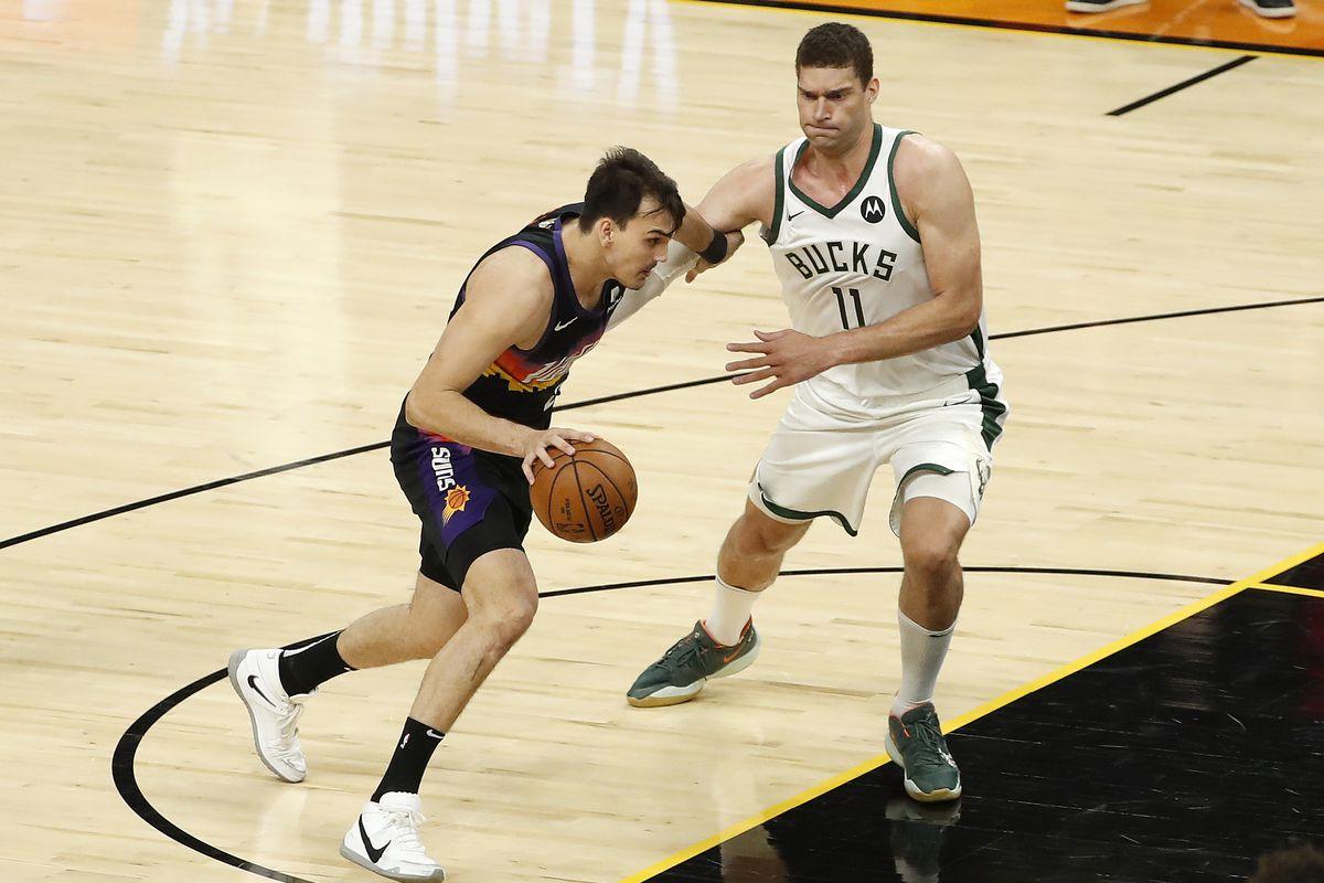 Laporan Cedera Final NBA Dario Saric Phoenix Suns lutut