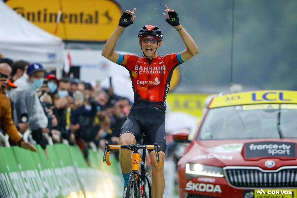 Etape 8 Dylan Teuns The Tour de France 2021 Pogacar