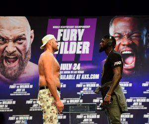 Fury Wilder 3 date