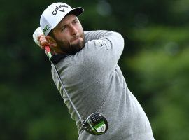 Jon Rahm will make his first competitive appearance since winning the US Open this week, as he plays the Scottish Open starting Thursday. (Image: Mark Runnacles/Getty)