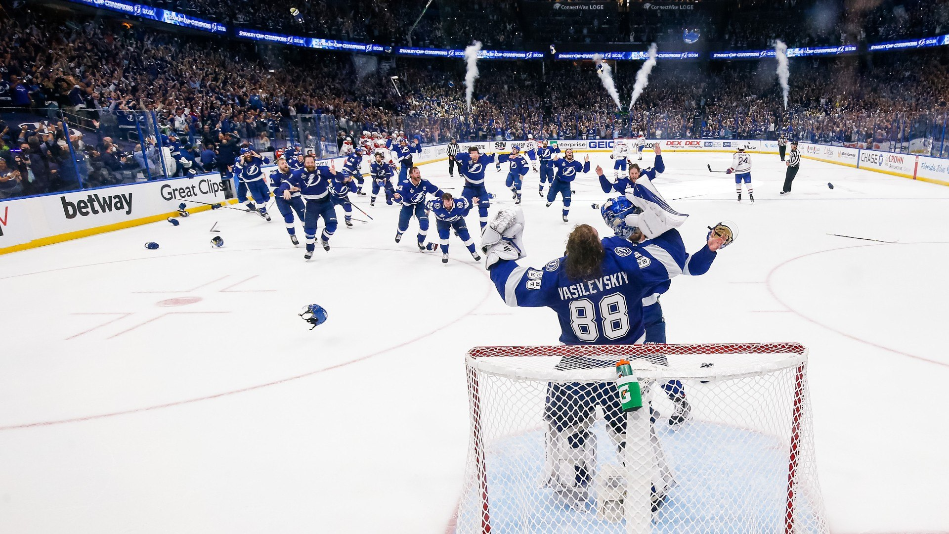 Tampa Bay Lightning Stanley Cup