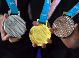 USA and China will battle for most gold medals once again at the 2020 Tokyo Olympics.