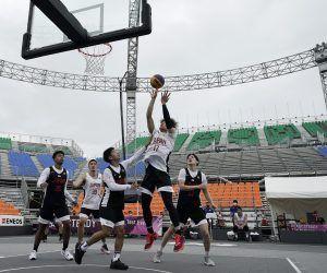 Olympic men's 3x3 basketball odds