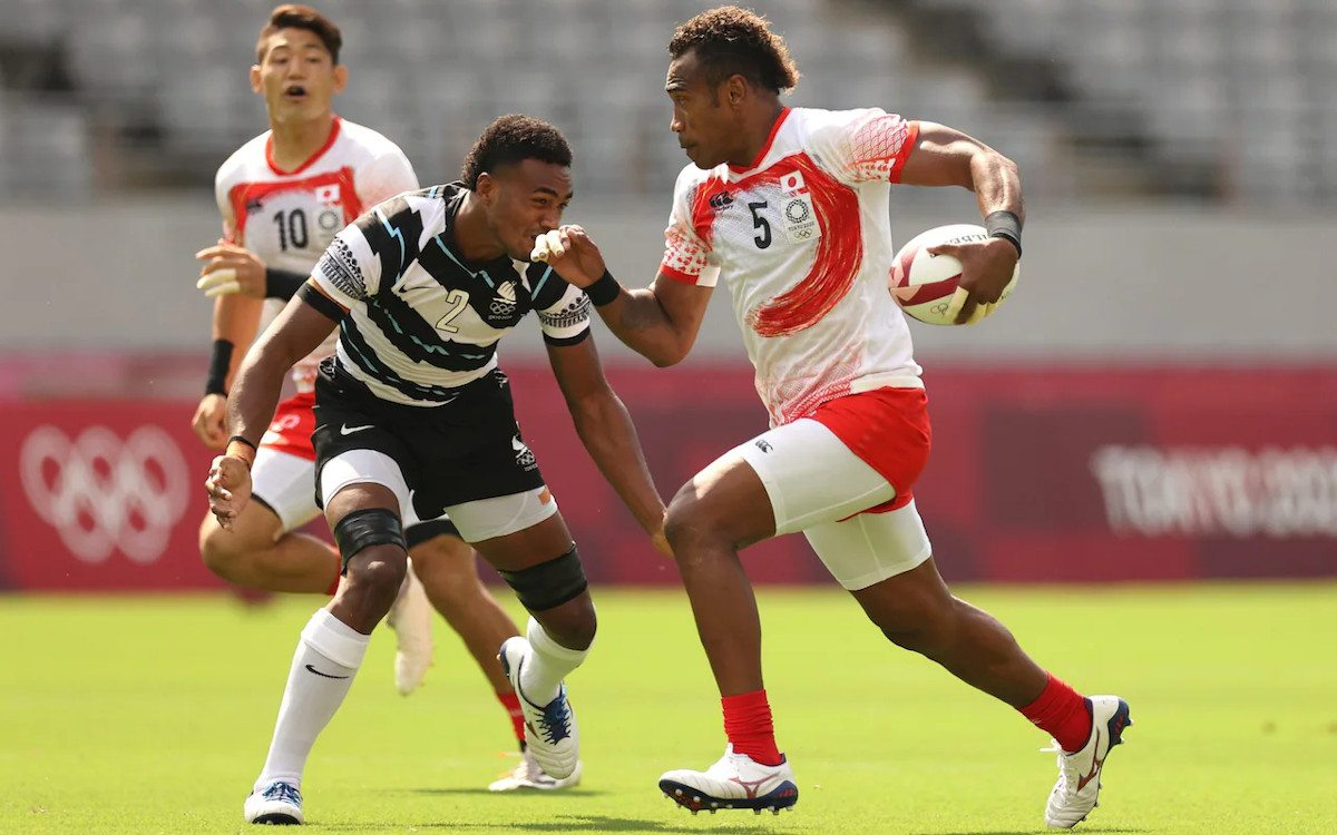 Olympic men's rugby sevens odds