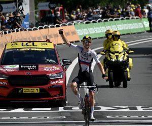 Matej Mohoric Stage 19 Le Tour de France Bahrain Victorious