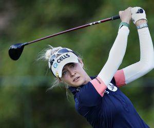 Olympic women's golf odds