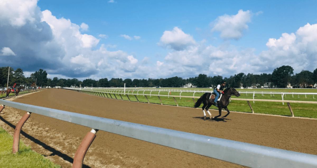 Oklahoma Training Track-Saratoga