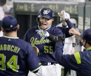 Olympic baseball odds Japan