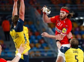 Defending champion Denmark heads into the Tokyo Olympics as the favorite to win gold in men's handball over a slew of European rivals. (Image: AP)