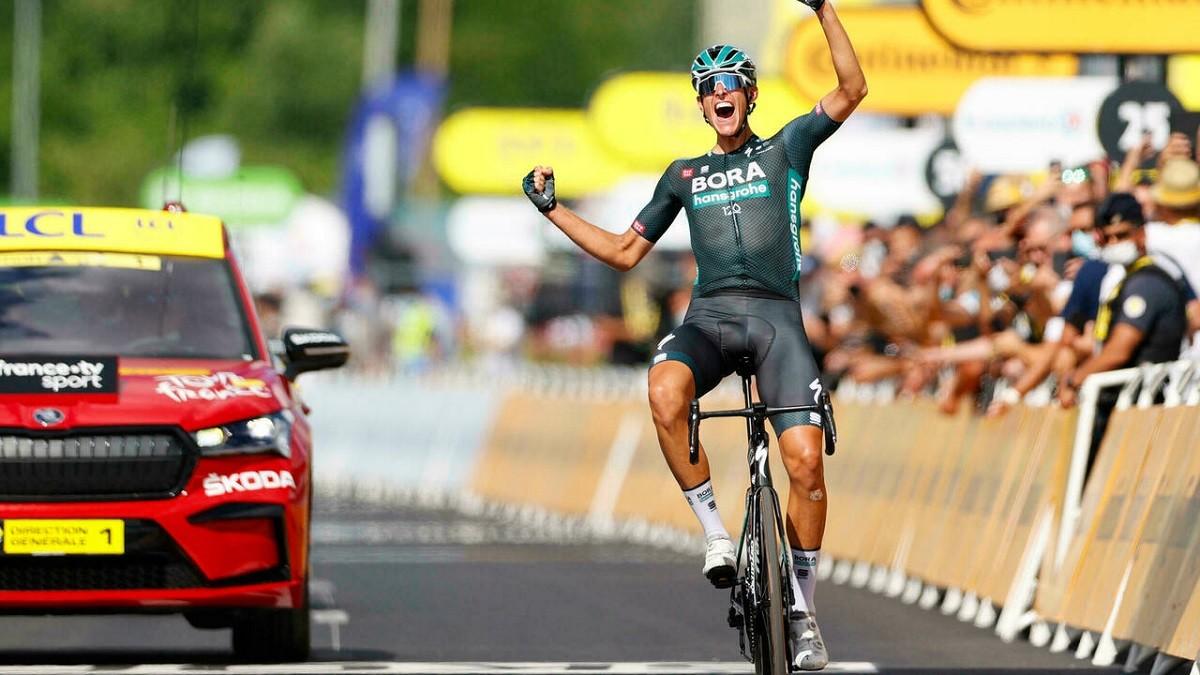 Tour de France Le Stage 12 Nimes Nils Politt