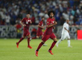 Qatar will take on the United States in the semifinals of the CONCACAF Gold Cup on Thursday. (Image: Omar Vega/Getty)