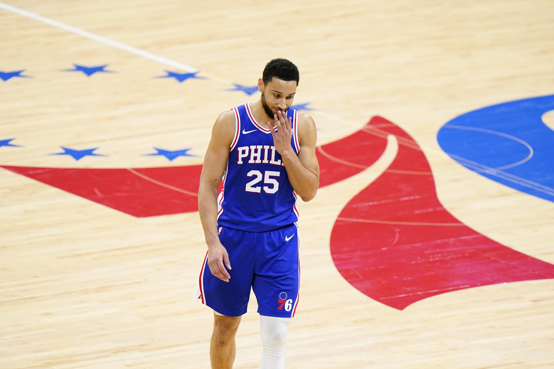 NBA Trade Rumors Ben Simmons House LA Lakers 76ers