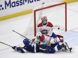 The Montreal Canadiens desperately need a win at home in Game 3 of the Stanley Cup Finals against the Tampa Bay Lightning on Friday night. (Image: Douglas DeFelice/USA Today Sports)