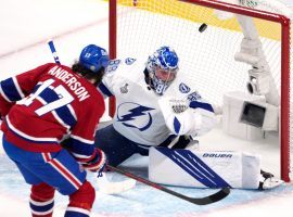 The Tampa Bay Lightning will take another shot at closing out the Stanley Cup Final on Wednesday when they host the Montreal Canadiens in Game 5 on Wednesday. (Image: Paul Chiasson/AP)