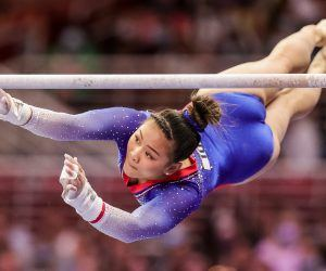 women's gymnastics odds all-around