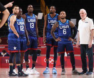 USA Iran odds basketball Olympics