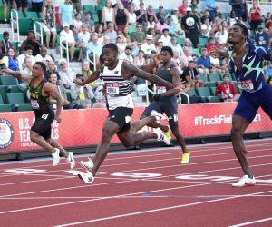 Olympic men's 100m odds