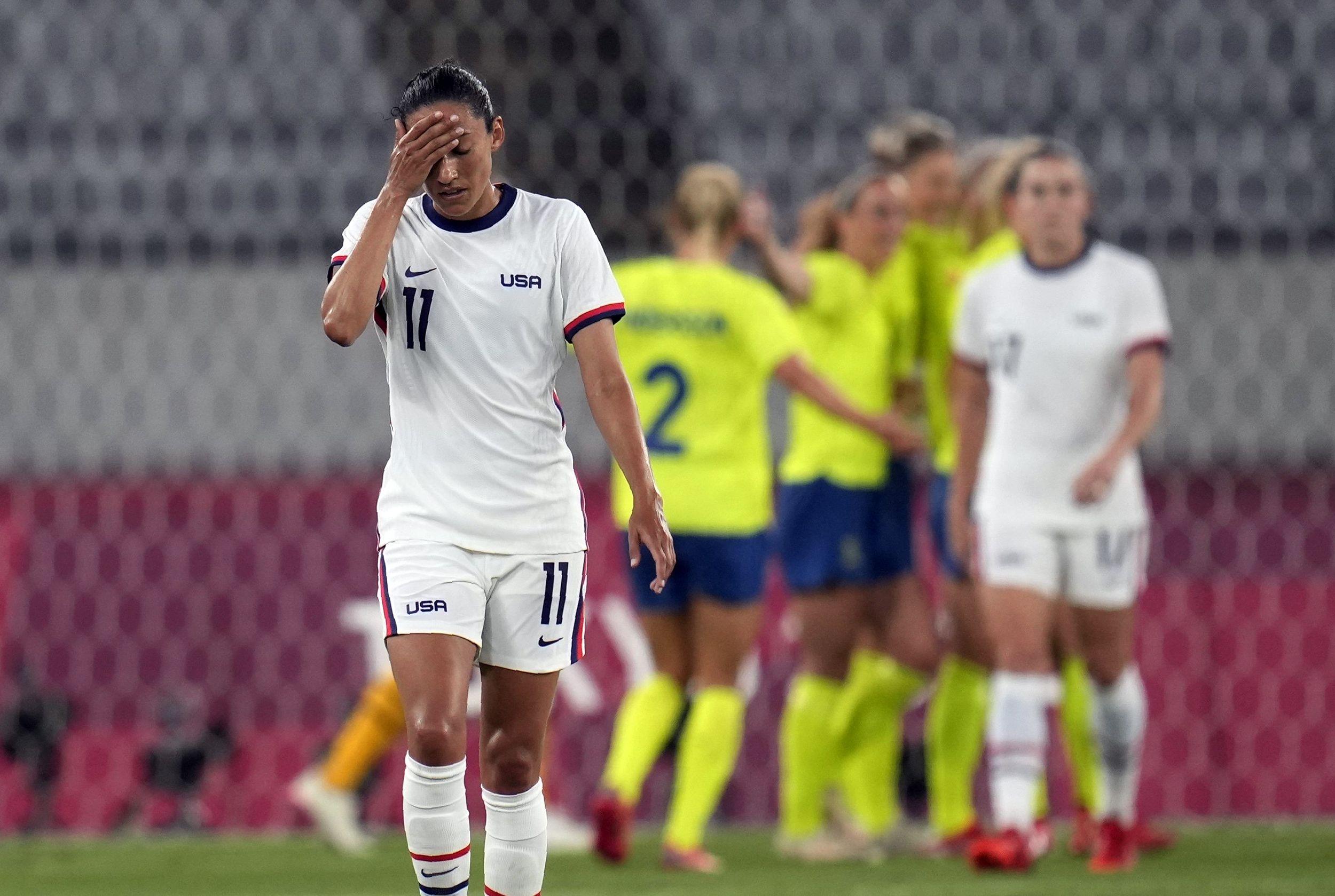 Olympic women's soccer odds