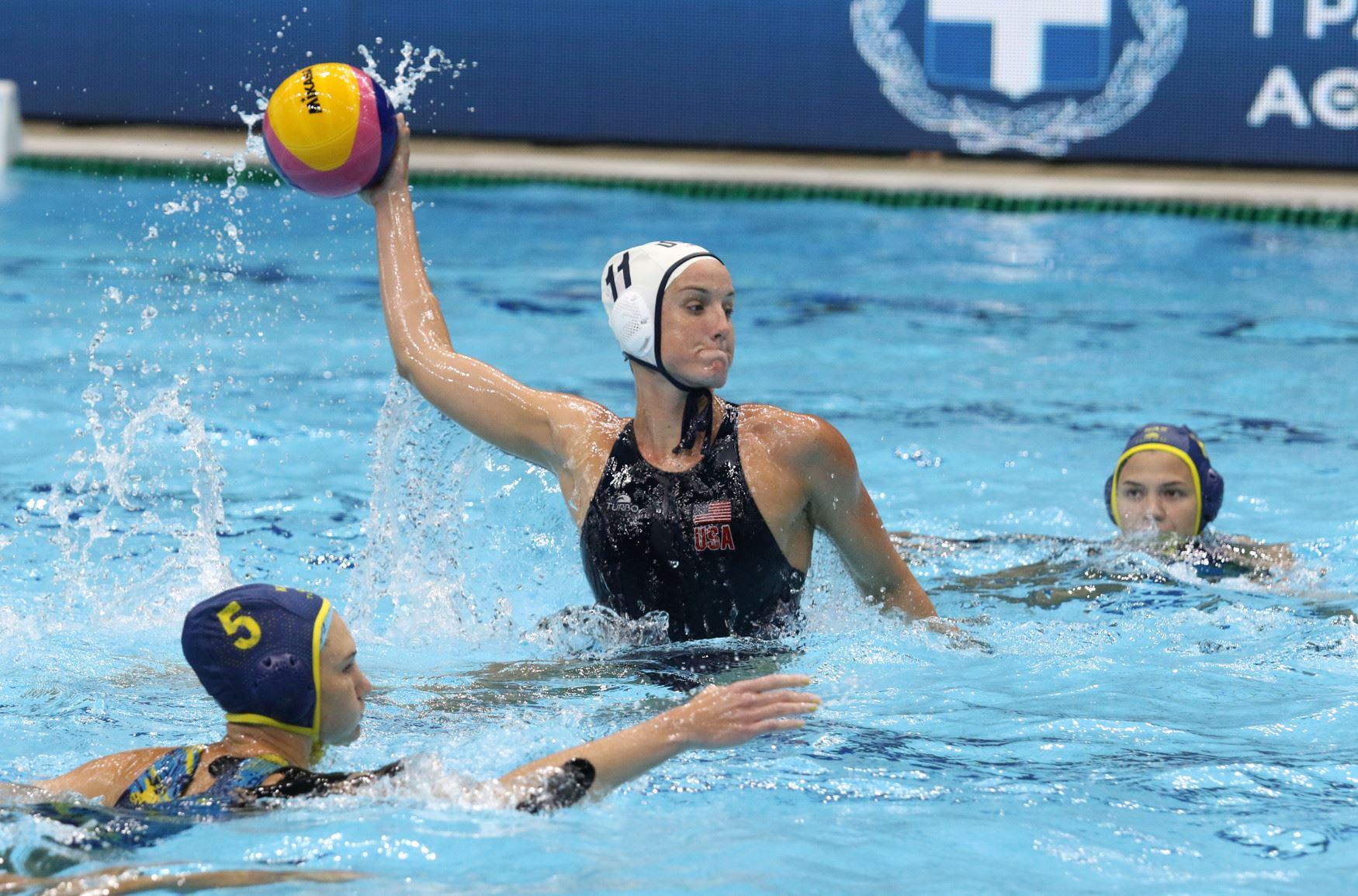 women's water polo odds Olympics